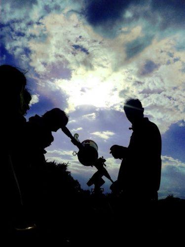 Nous et Mercure devant le Soleil (9 mai 2016)