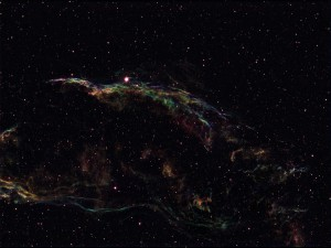 NGC6960 Les dentelles du cygne