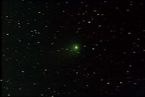 Comete Garradd  Image du mois
