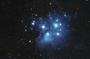 M45 Les Pleiades Image du mois